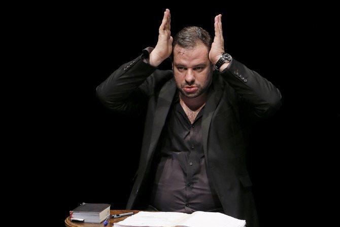 Macbeth (The Notes) - Critique sortie Théâtre Paris Théâtre des Bouffes du Nord