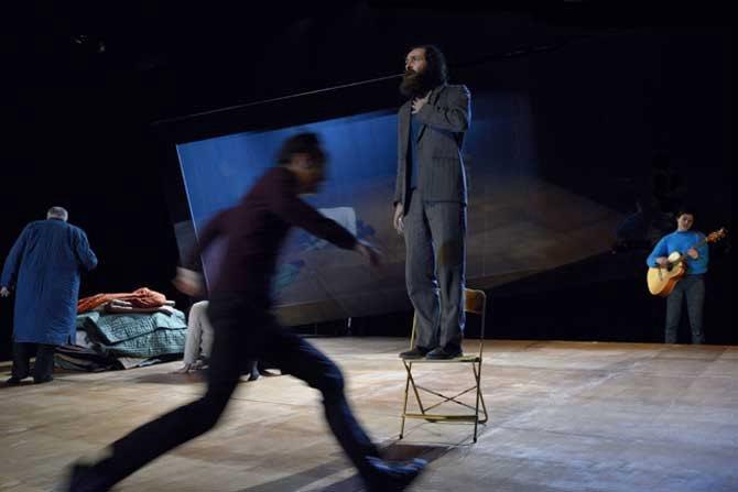 Oblomov - Critique sortie Théâtre Le Monfort Le Monfort