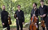 Le Quatuor Béla, de Schubert à la création d'aujourd'hui.  DR