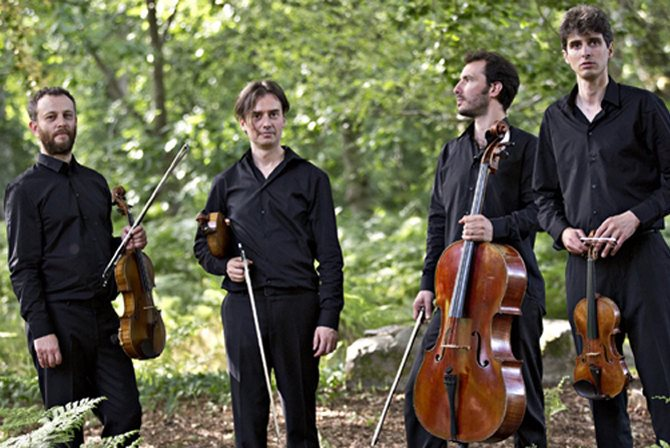 Quatuor Béla - Critique sortie Classique / Opéra Nogent-sur-Marne La Scène Watteau
