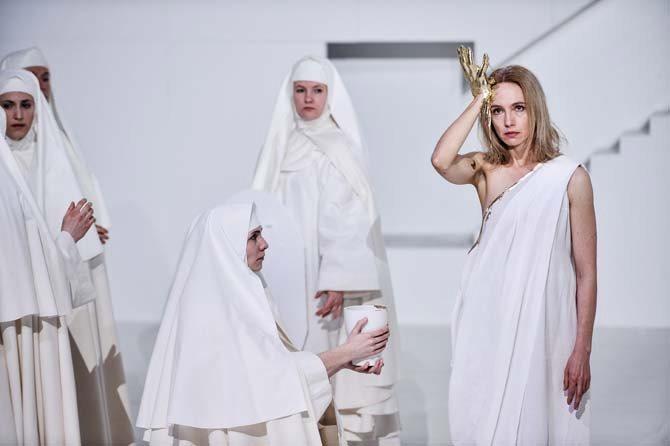 Romeo Castellucci à Paris - Critique sortie Théâtre Paris Théâtre de la Ville