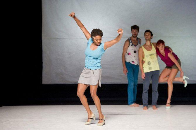 Air - Critique sortie Danse Villejuif Théâtre Romain Rolland