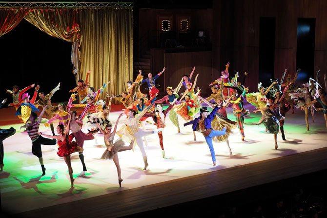 Les Ballets de Monte-Carlo ont 30 ans - Critique sortie Danse Monte-Carlo