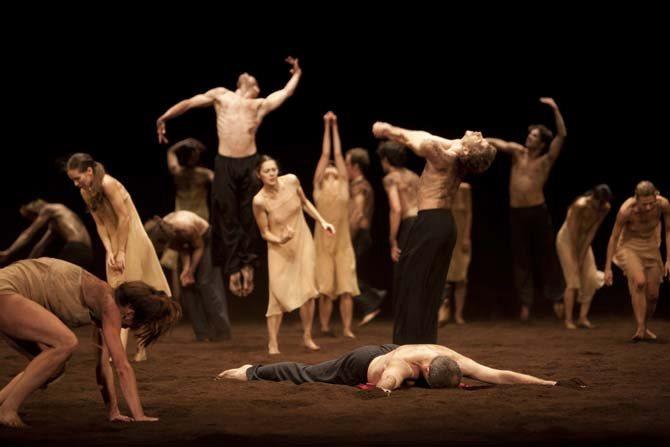 Deux chorégraphes britanniques à l'Opéra de Paris - Critique sortie Danse Paris Palais Garnier