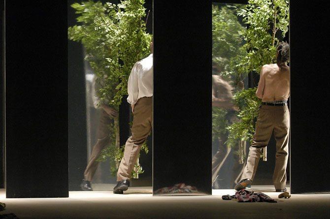 Umwelt - Critique sortie Danse Paris Théâtre de la Ville