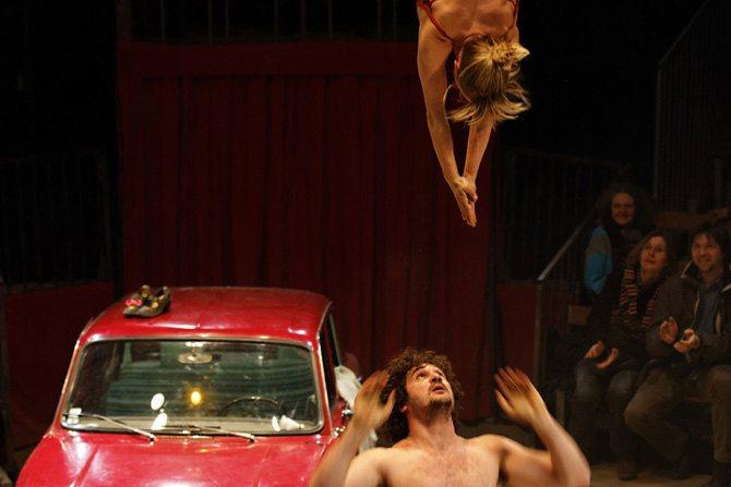 Pour le meilleur et pour le pire - Critique sortie Théâtre Ollainville Théâtre de Brétigny