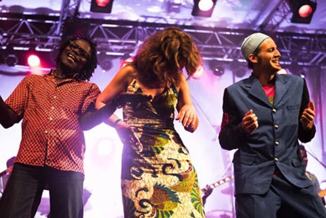 Bal de l'Afrique Enchantée - Critique sortie Jazz / Musiques _Châtenay-Malabry Théâtre Firmin Gémier La Piscine