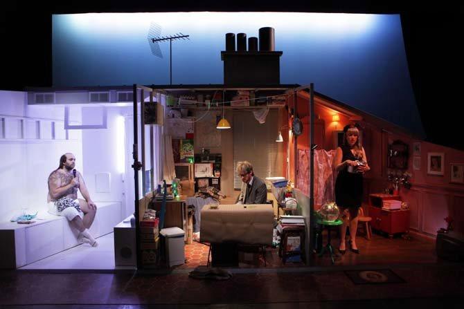 Bigre - Critique sortie Théâtre Paris Théâtre du Rond-Point