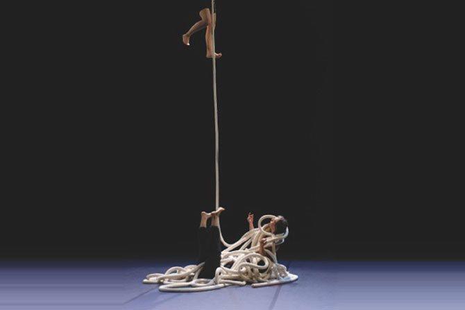 (Dis)-cordes - Critique sortie Danse Ivry-sur-Seine Théâtre d'Ivry Antoine Vitez