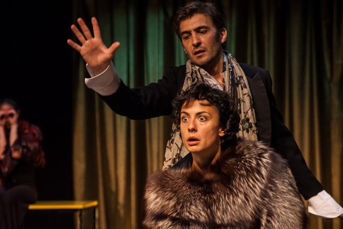 Don Juan revient de guerre - Critique sortie Théâtre Paris L'Atalante