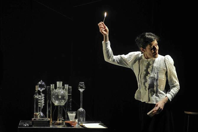 Farben - Critique sortie Théâtre Paris Théâtre de la Tempête