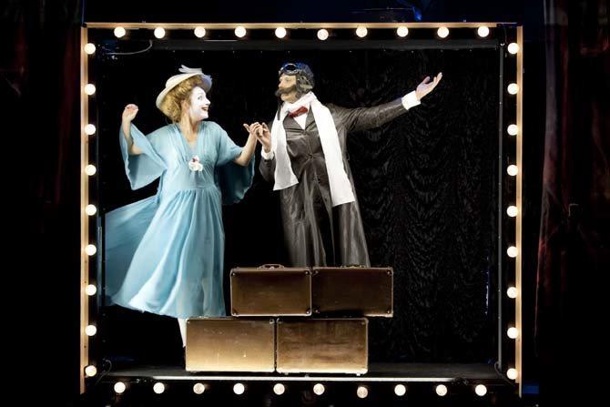Fête des Mômes - Critique sortie Théâtre Vélizy-Villacoublay L'Onde
