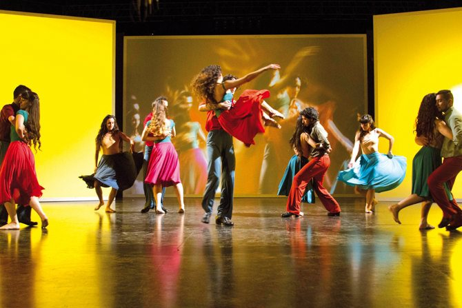 Argentina - Critique sortie Danse
