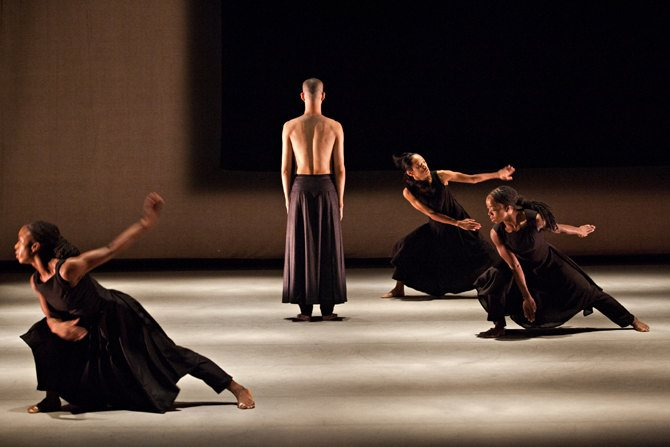 Kaash - Critique sortie Danse Brest