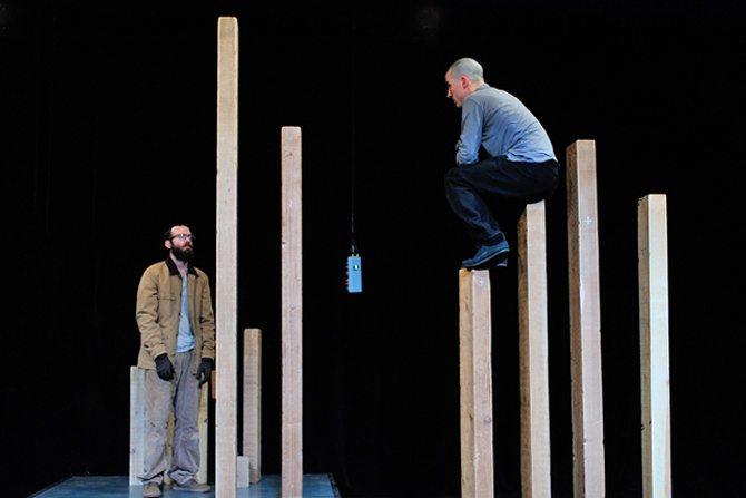 Le Braquemard du Pendu - Critique sortie Cirque Evry Théâtre de l'Agora