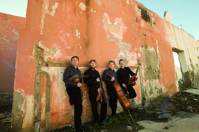 Le Quatuor Debussy est familier des aventures musicales transdisciplinaires.