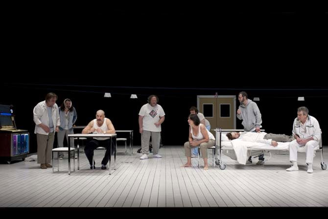 Cyrano - Critique sortie Théâtre Paris Théâtre de la Porte Saint-Martin