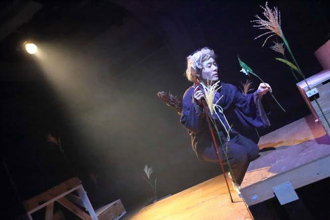 Kurozuka - Critique sortie Théâtre Paris Maison de la Culture du Japon