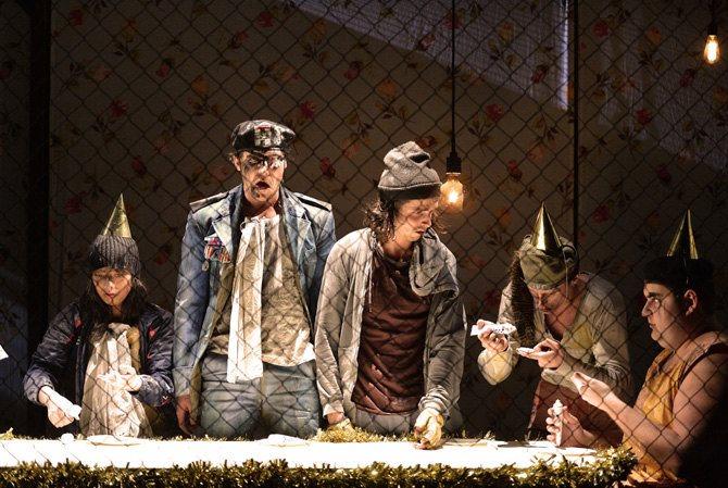 Le dernier contingent - Critique sortie Théâtre DIJON Théâtre Dijon-Bourgogne