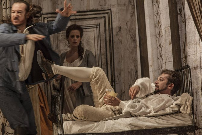 Les Noces de Figaro - Critique sortie Classique / Opéra Versailles Opéra Royal du Château de Versailles