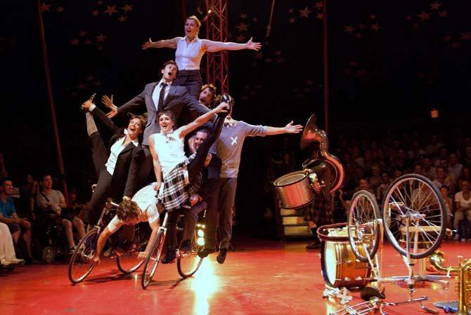 Maintenant ou jamais - Critique sortie Cirque Antony Espace Cirque