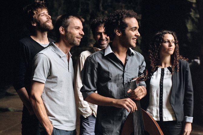Oud de choc - Critique sortie Jazz / Musiques Paris Théâtre des Abbesses