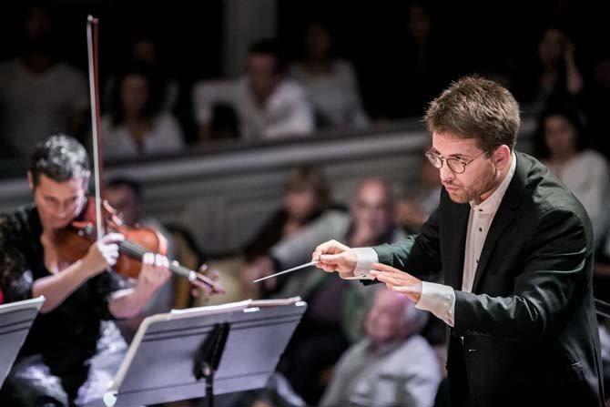 Satie et l'Ensemble Furians - Critique sortie Classique / Opéra Rungis Grange Sainte-Geneviève