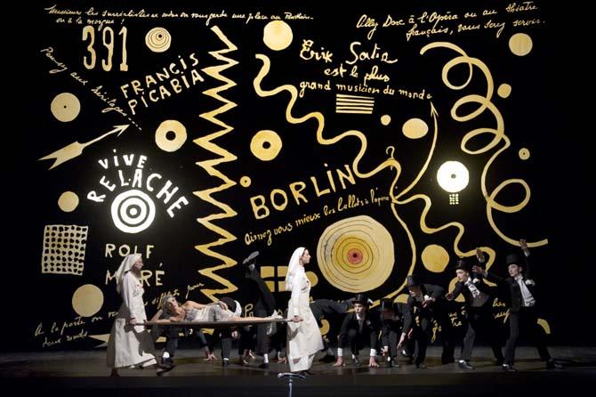 Paris/New-York/Paris et Trois pièces (Monnier / Richard/ Bengolea-Chaignaud) - Critique sortie Danse Paris Théâtre national de Chaillot