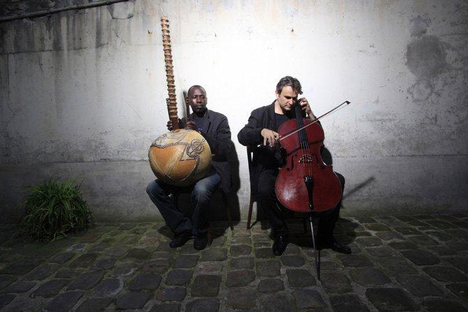 Strange Strings - Critique sortie Jazz / Musiques Paris Théâtre de la Ville