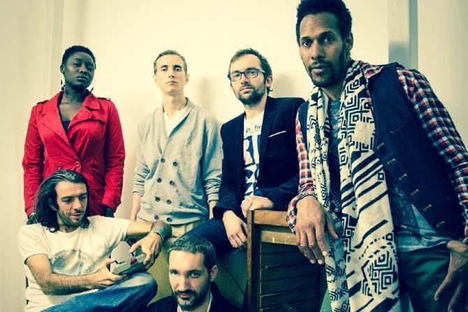 The Afrorockerz - Critique sortie Jazz / Musiques Pantin La Dynamo