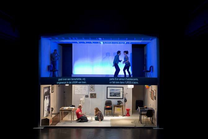 Cineastas - Critique sortie Théâtre Montreuil Nouveau Théâtre de Montreuil