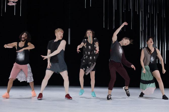 dbddbb - Critique sortie Danse Paris Théâtre de la Ville