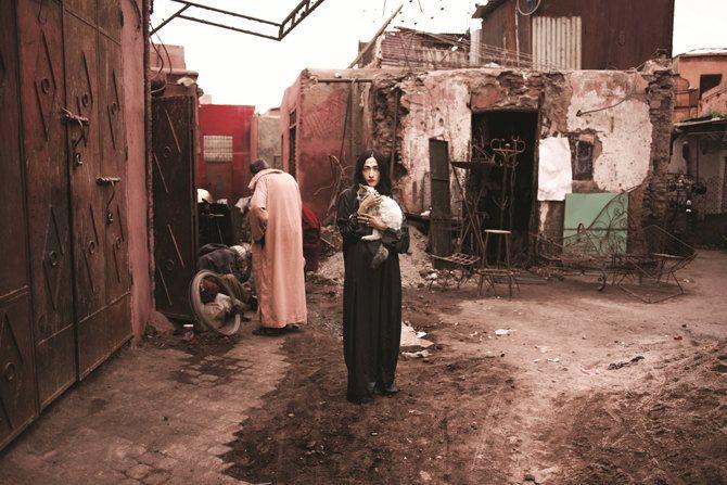 Hindi Zahra - Critique sortie Jazz / Musiques Noisiel La Ferme du Buisson