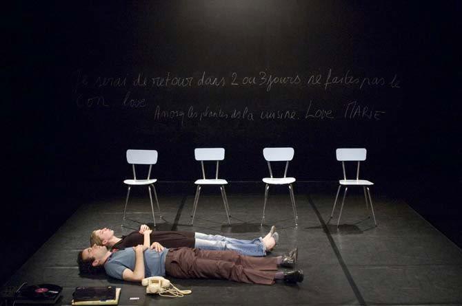 Je me mets au milieu mais laissez-moi dormir - Critique sortie Théâtre Paris Théâtre du Rond-Point