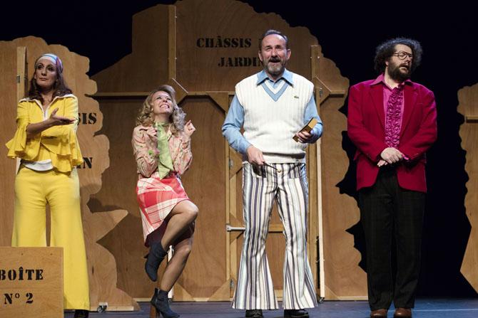 L'Opéra de quatre notes - Critique sortie Classique / Opéra Amiens Comédie de Picardie