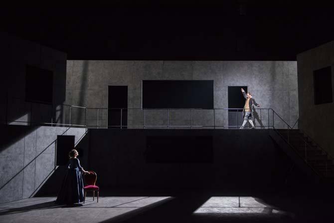 Les Liaisons dangereuses - Critique sortie Théâtre Strasbourg Théâtre National de Strasbourg