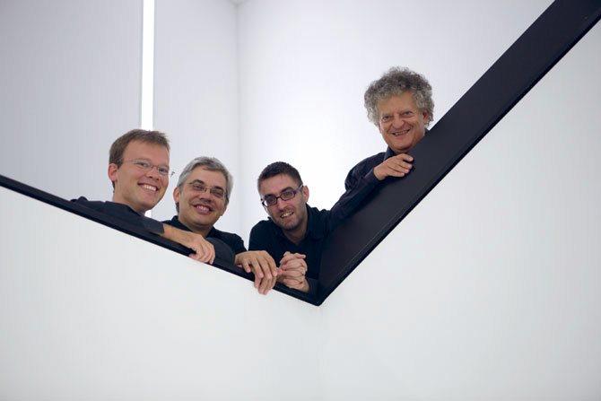 Quatuor Arditti © Astrid Karger