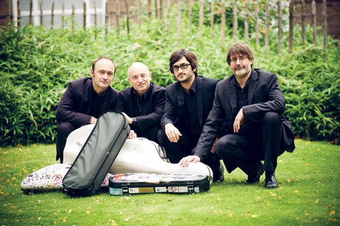 Quatuor Danel © Art Clausen