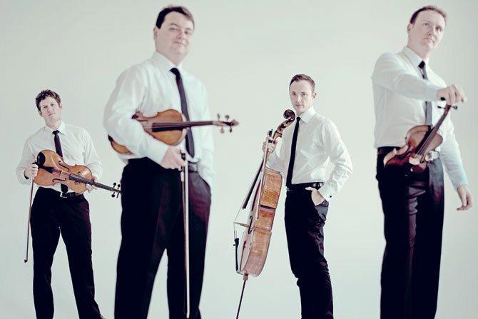 Quatuor de Jérusalem © Felix Broede