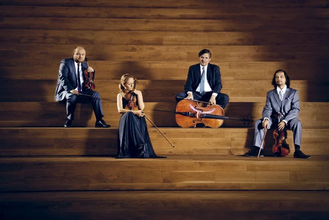 Quatuor Szymanoski © DR
