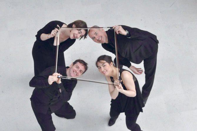 Quatuor Thymos © DR