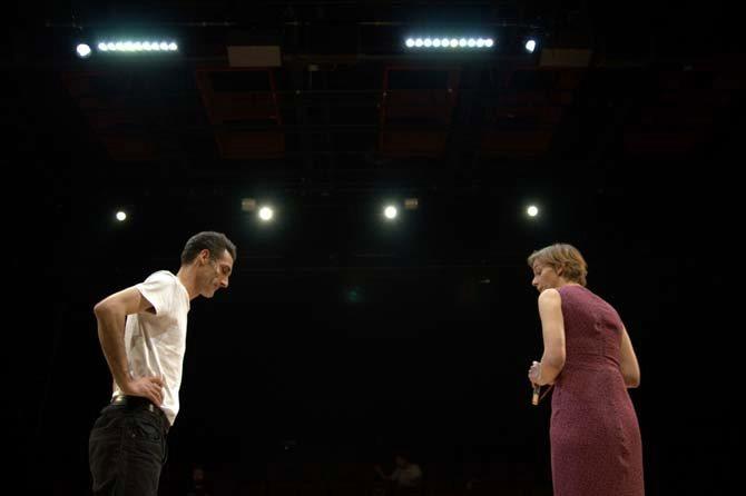 Scènes de la vie conjugale - Critique sortie Théâtre Paris Théâtre de la Colline