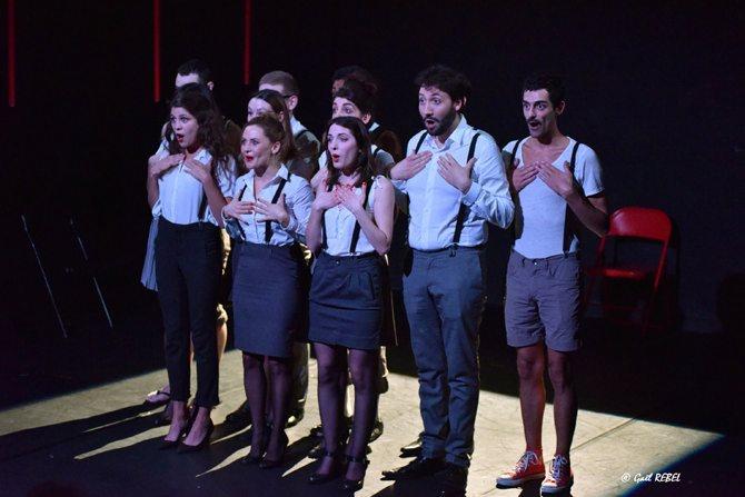 Virtuel.hom[me] / Corps poétique, corps numérique - Critique sortie Théâtre Bagneux _Théâtre Victor Hugo