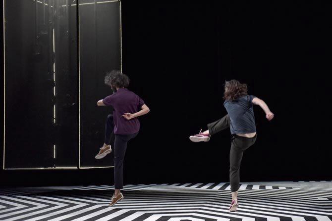 Ad Noctum - Critique sortie Danse Paris Centre Pompidou