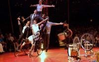 Les folies d'une fanfare cirque Crédit : Berthe Pommery