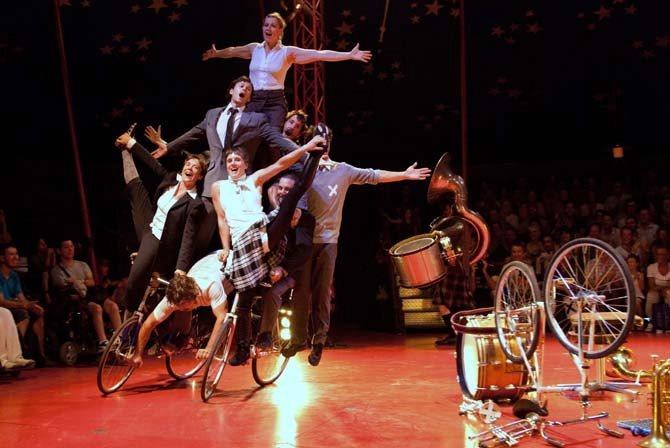 Maintenant ou jamais - Critique sortie Théâtre Antony Espace Cirque