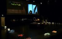 Le dispositif de Verein... au Nouveau Théâtre de Montreuil. CR    : DR