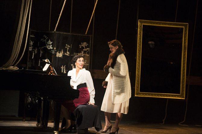 A contre-voix - Critique sortie Théâtre Paris La Reine Blanche