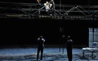 L'Art de la Comédie, dans une mise en scène de Patrick Pineau. Crédit : Philippe Delacroix