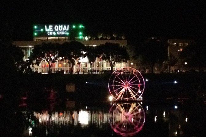 Le Forum - Critique sortie  Angers